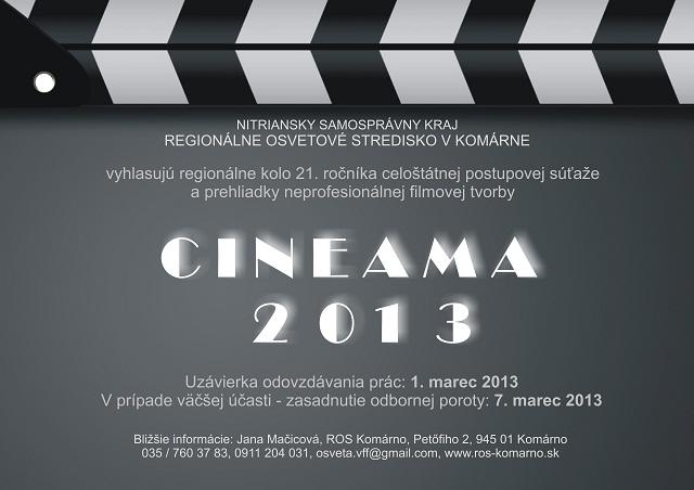 Cineama uputavka