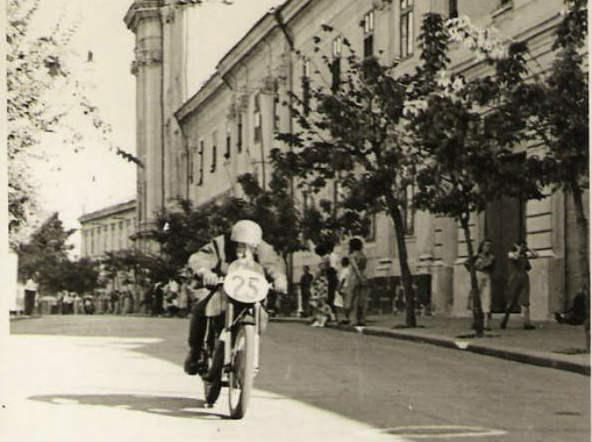 Plným plynom na Palatínovej ulici