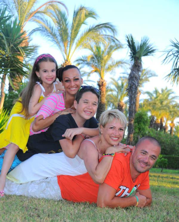 rodina Turecko 1
