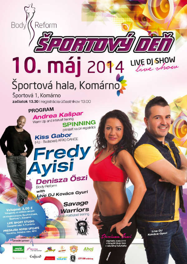 Sportnap 111