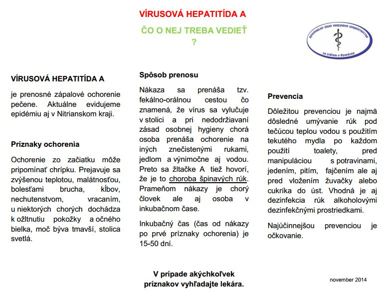 hepatitida A