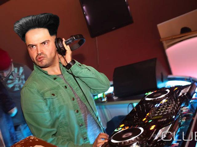 DJ KIM JONG KOVÁCS