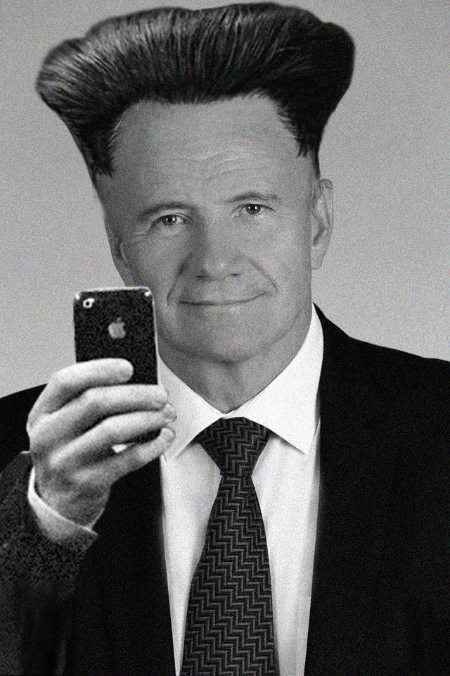 Selfie Antona Mareka.