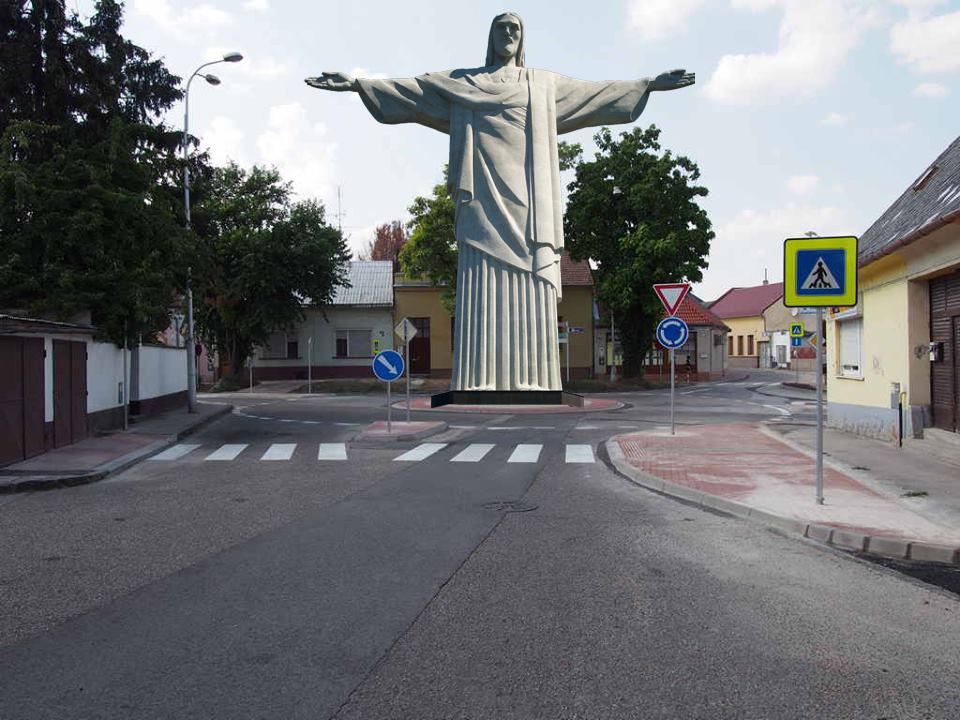 socha jezis