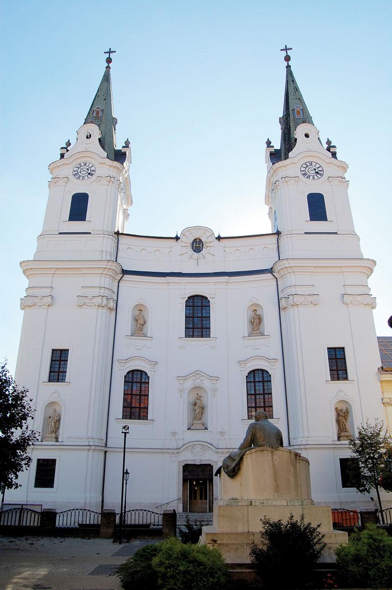 Kostol sv. Ondreja 58,55m