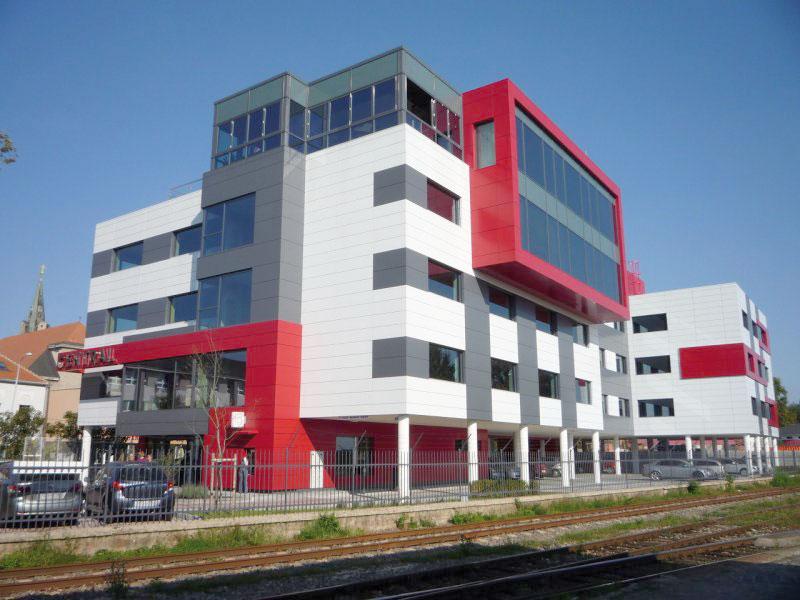 Budova Centrál 14m