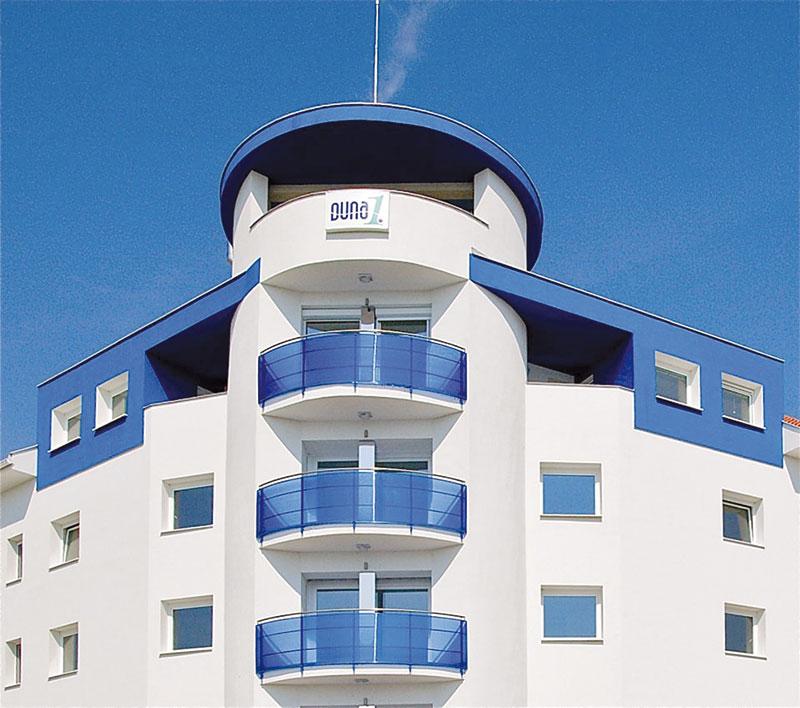 Apartmánový dom Dunaj1 17m