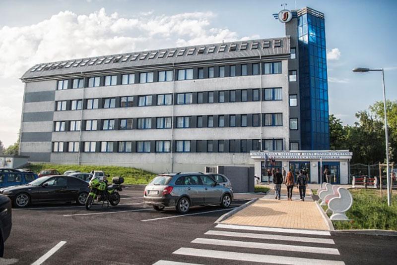 Pedagogická fakulta UJS 20m