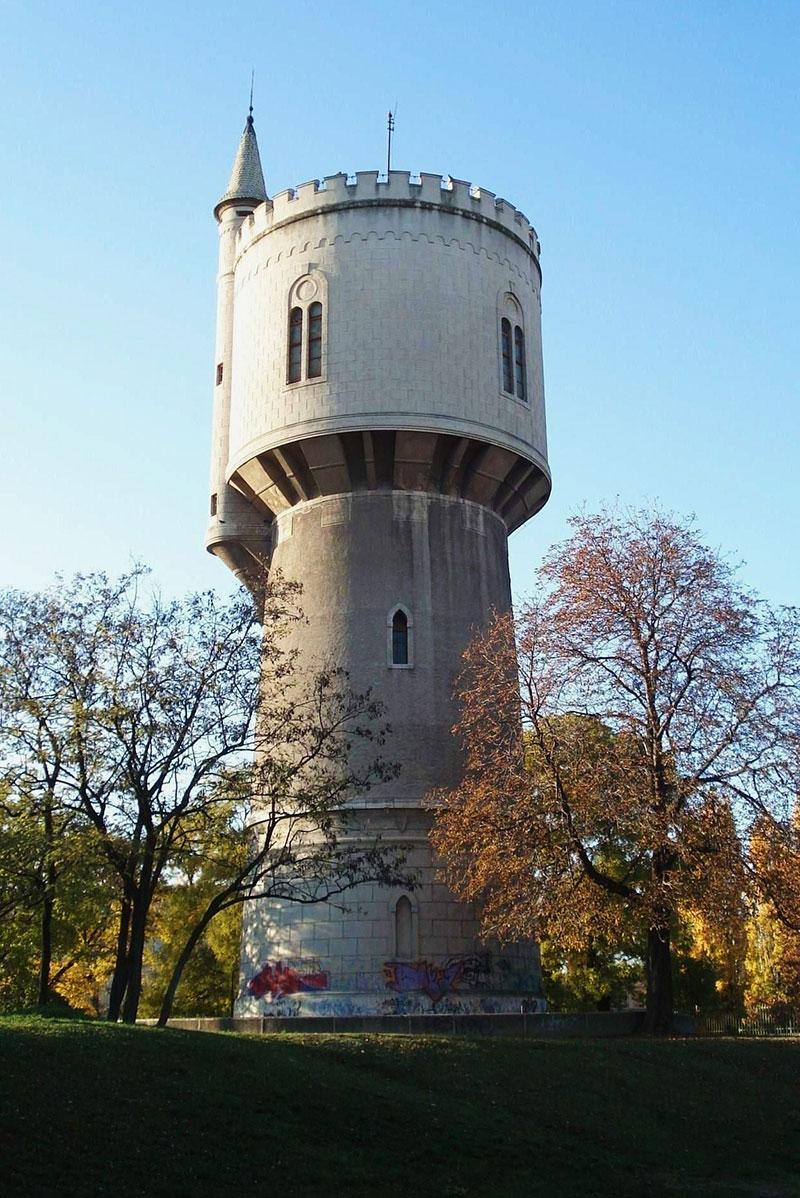 Vodárenská veža 28m