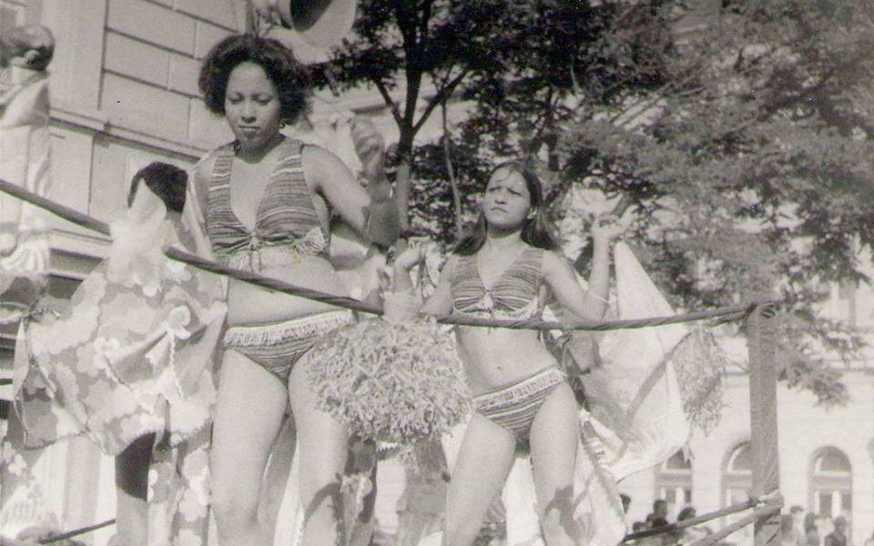 Ahoj Komárno - Leto 1982 – kubánsky karneval v Komárne
