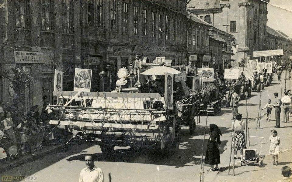 Ahoj Komárno - Nikdy nevidené fotky o starom Komárne