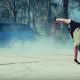 Ahoj Komárno - Break dance, street workout a tuning: Komárňanský ninja, Laci Farkas nakrútil nový klip