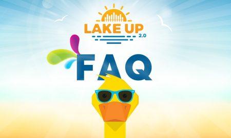 Ahoj Komárno - Čo? Ako? Kde? – Užitočné informácie pre návštevníkov festivalu Lake Up