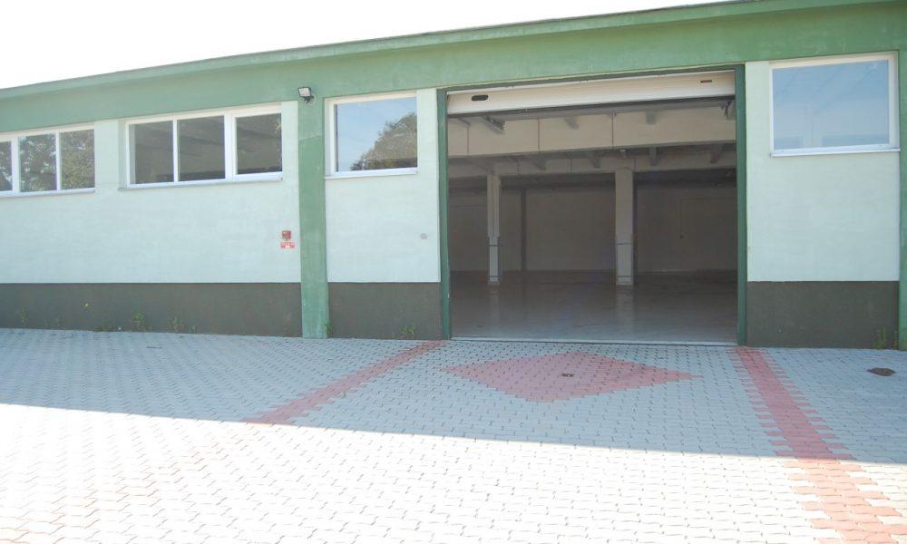 Ahoj Komárno - Prenájom: Výrobná hala, klimatizovaný kancelársky priestor