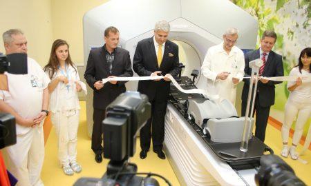 Ahoj Komárno - Prvá časť Komplexného onkologického centra už slúži pacientom